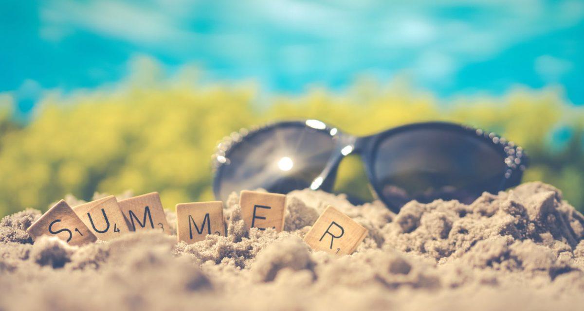Sommertid!